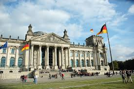 The Reunification Day of Germany