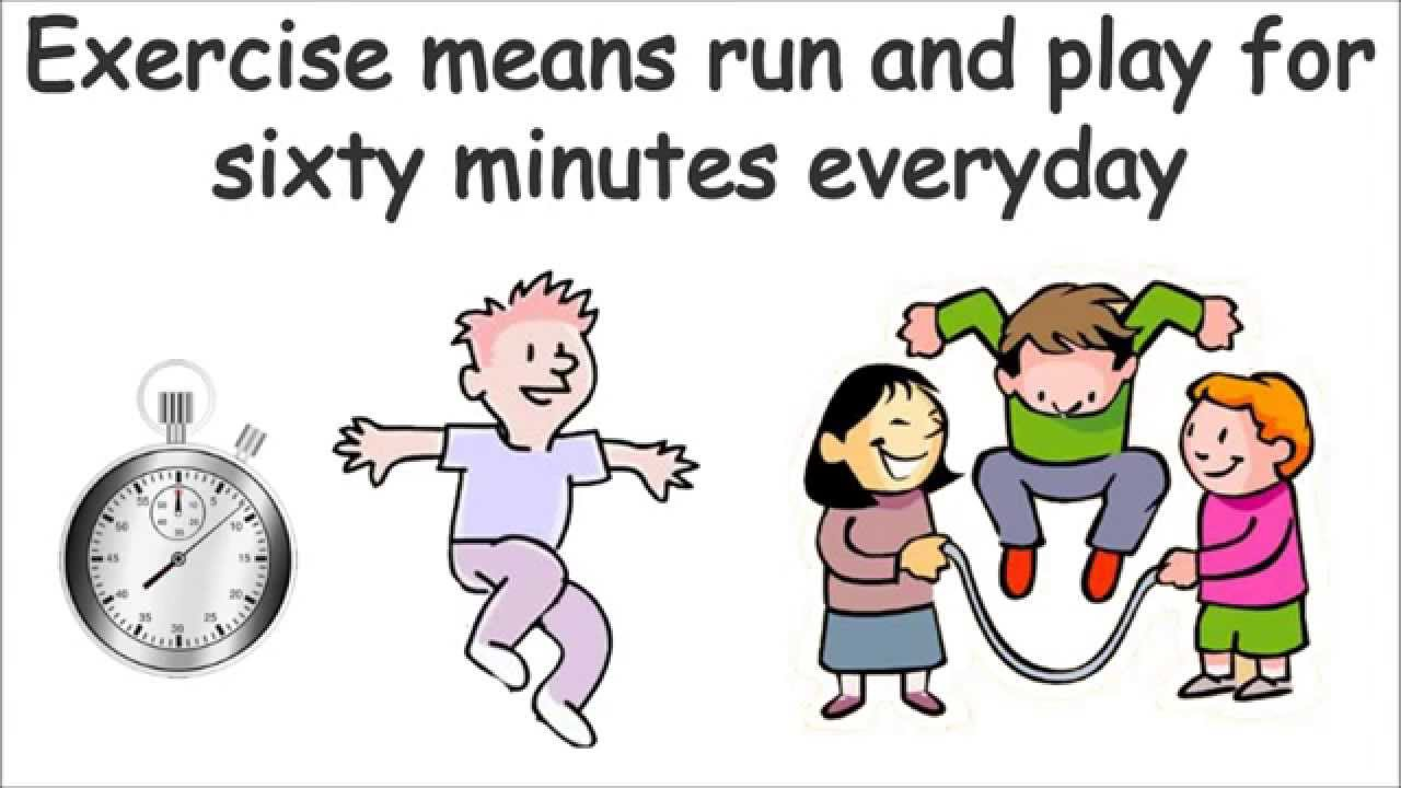 importance of physical activity parents must be a role model